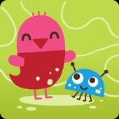 Sago Mini Bug Builder أيقونة