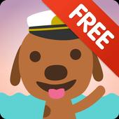 Sago Mini Boats: Free Edition icon