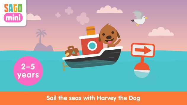 Sago Mini Boats: Free Edition apk screenshot