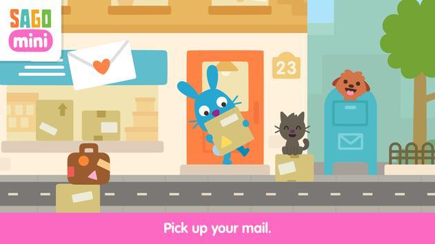 Sago Mini Big City screenshot 10