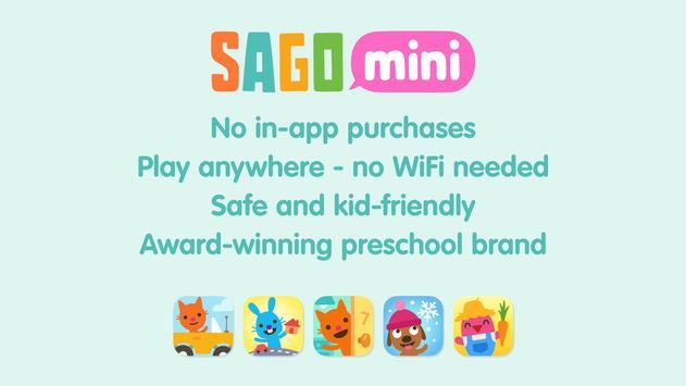 Sago Mini Big City screenshot 19