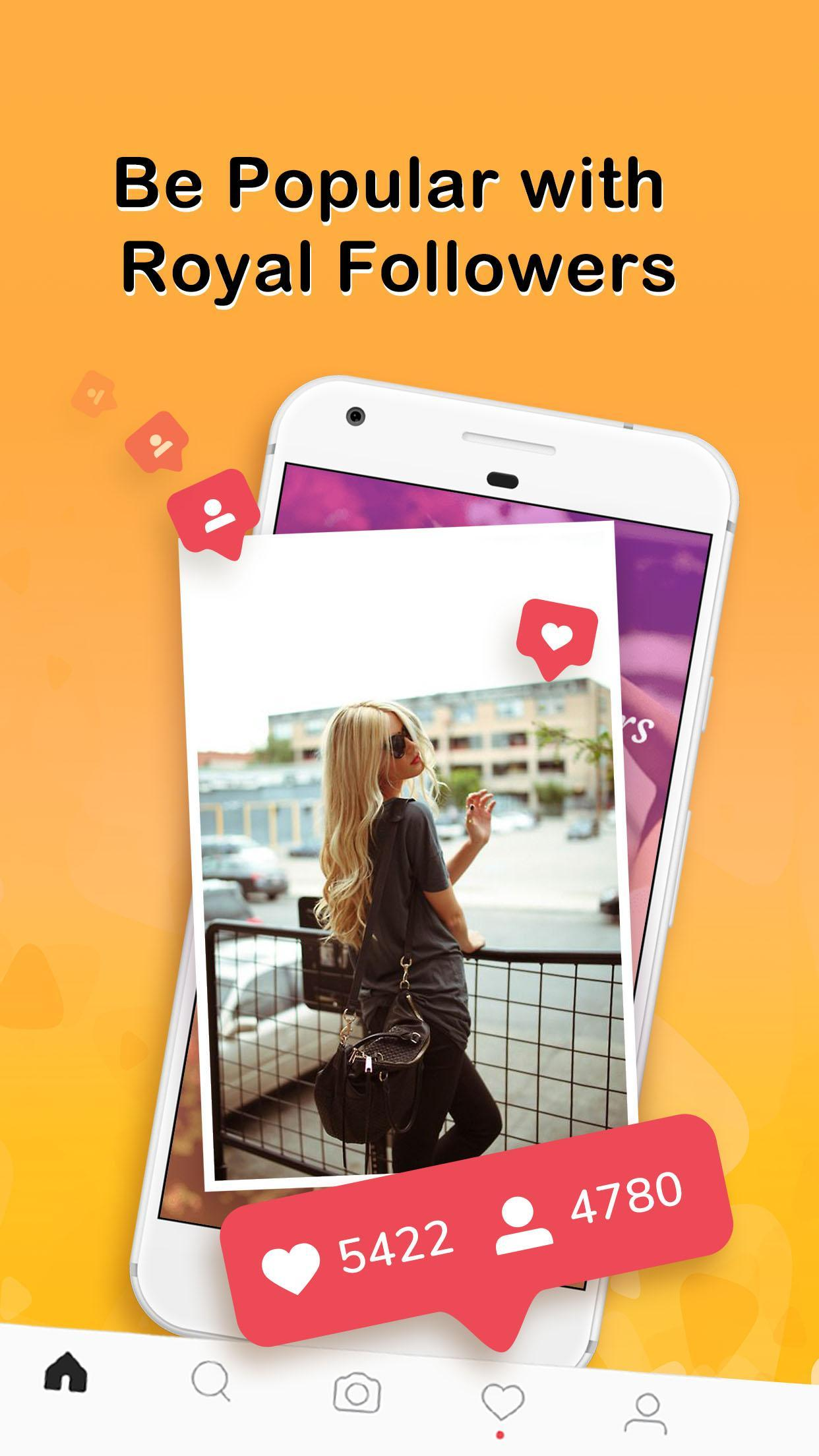 Mega Likes for Android - APK Download
