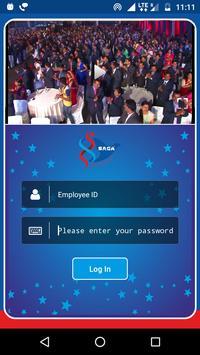 Saga Group of Events screenshot 1