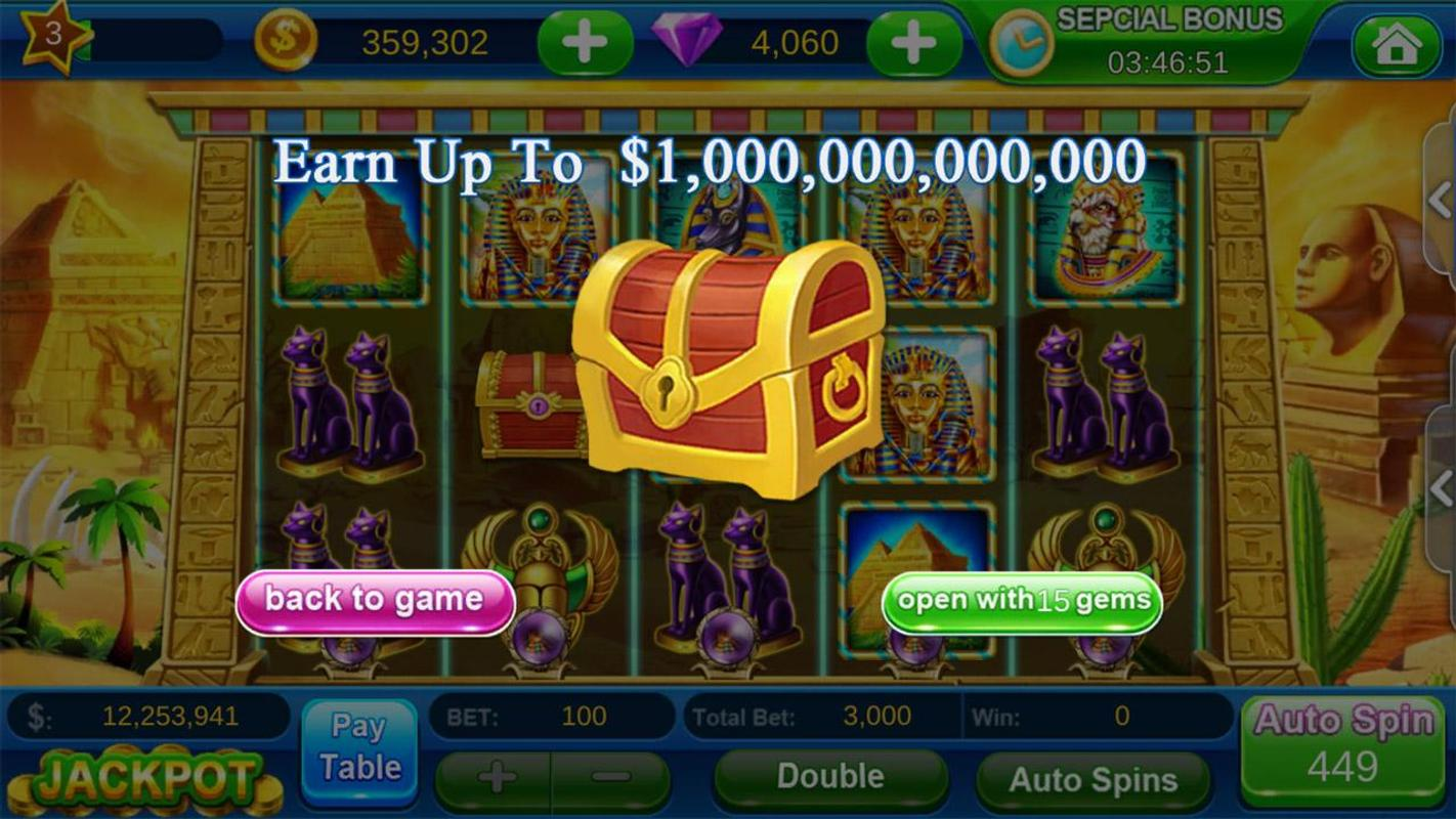 Offline Vegas Casino Slots:Free Slot Machines Game for ...