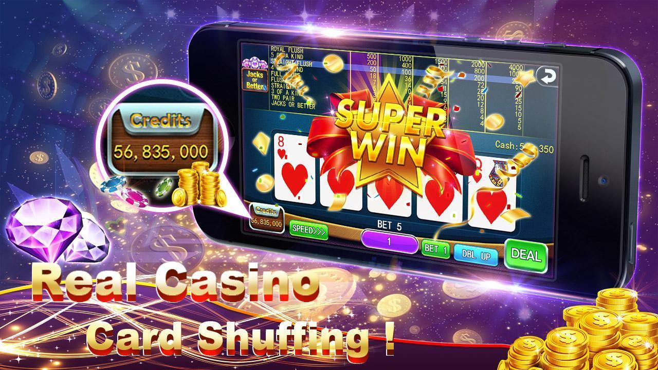 Video poker classic casino nocturne 2 game