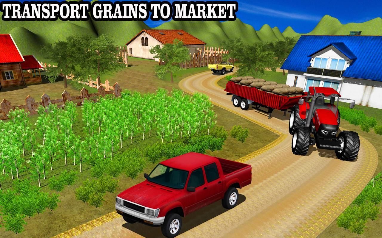 Tractor Driver Agri Farm for Android - APK Download