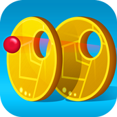 Tunnel Fly Thru — Tube Race 3D icon