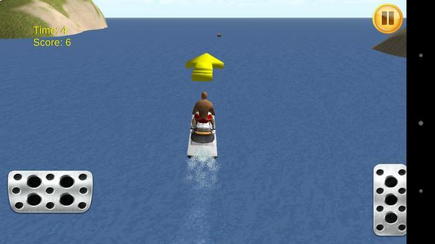 Waverun Bike Drive — Jetski 3D apk screenshot