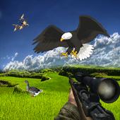Sniper Bird Hunting Jungle Shoot :Bird Hunter 2018 icon