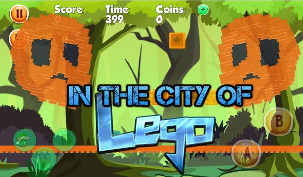 Robin Adventure in LEGO City screenshot 1