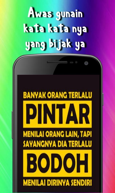 Kumpulan Kata Kata Sindiran For Android Apk Download