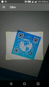 QBar - Qr Code Scanner and Barcode Scanner screenshot 2