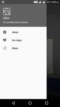 QBar - Qr and Barcode Scanner screenshot 5