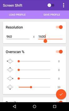 Screen Shift Cartaz