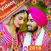 Punjabi New Song Video 🎬 icon