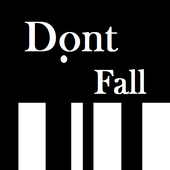 Dont fall icon