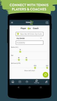 TennisPAL apk screenshot