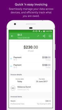 Sage Expenses & Invoices apk screenshot
