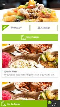 Saghir Express  food ordering poster