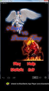 Angel Vs Demon King poster
