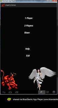 Angel Vs Demon screenshot 2