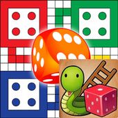 Ludo and Snake Ladder icon