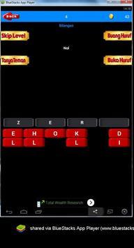 Vocab Game - Inggris screenshot 1