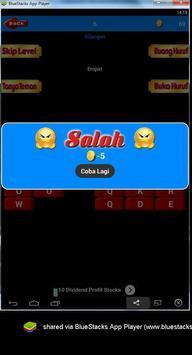 Vocab Game - Inggris screenshot 2