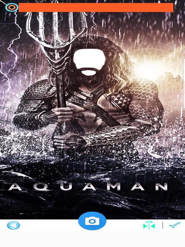 Aquaman 2018 Photo Frames Jason Momoa For Android Apk Download