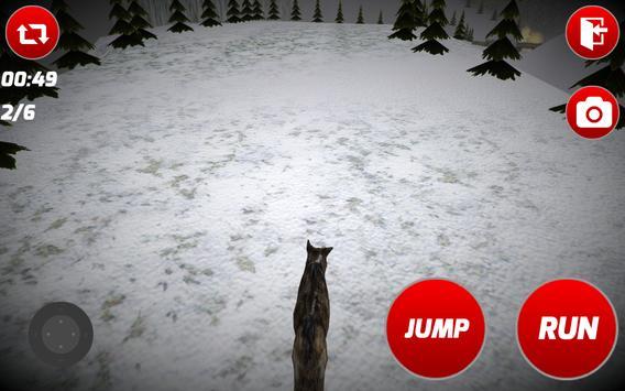 Wolf Simulator poster