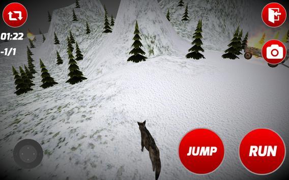 Wolf Simulator apk screenshot