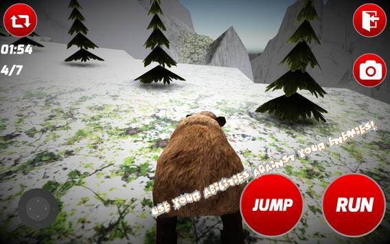 Real Bear Simulator apk screenshot