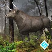 Angry Bull Simulator icon