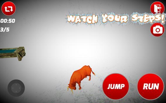 Angry Bull Simulator apk screenshot