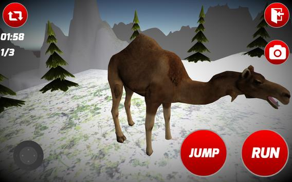 Rapid Camel Simulator screenshot 4