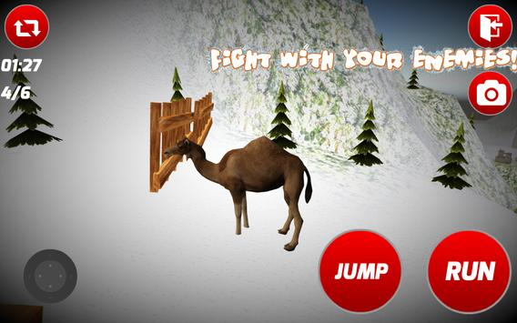 Rapid Camel Simulator screenshot 2