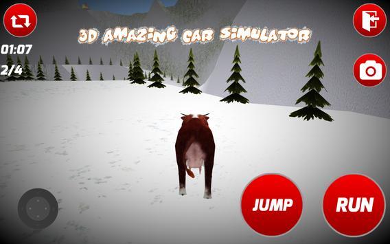 Real Cow Simulator poster
