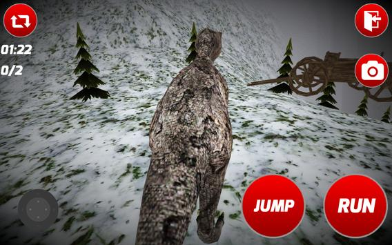 Gigantic Dinasour Simulator apk screenshot
