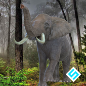 Gigantic Elephant Simulator icon