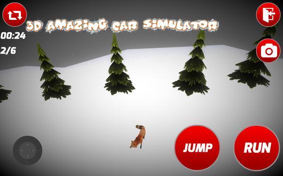 Crafty Fox Simulator screenshot 2