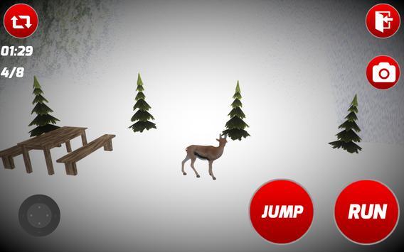 Cute Gazelle Simulator screenshot 4