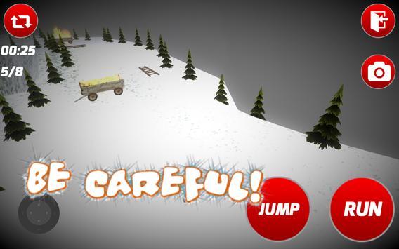 Cute Gazelle Simulator screenshot 6
