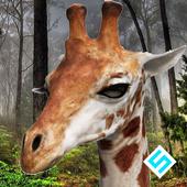 Gigantic Giraffe Simulator icon