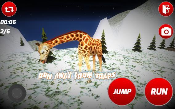 Gigantic Giraffe Simulator apk screenshot