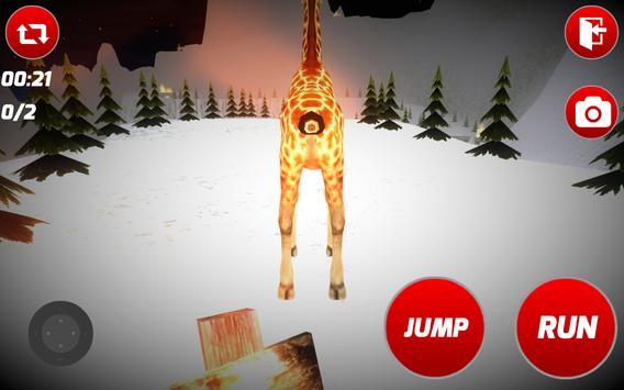 Gigantic Giraffe Simulator poster