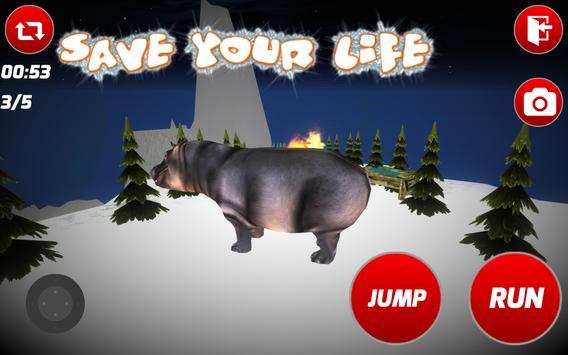 Hippo Simulator apk screenshot