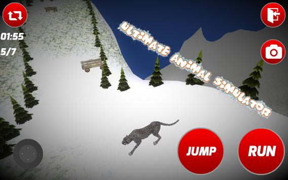 Fast Leopard Simulator apk screenshot