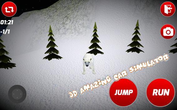 Polar Bear Simulator apk screenshot
