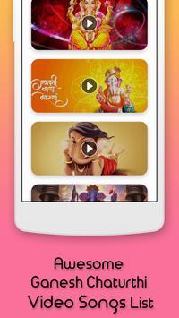 Jay Shree Ganesh Chaturthi Video Status Songs screenshot 1