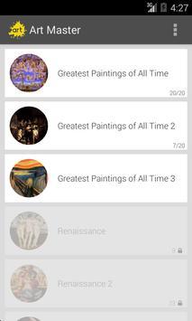 Art Master - Learn Paintings apk screenshot